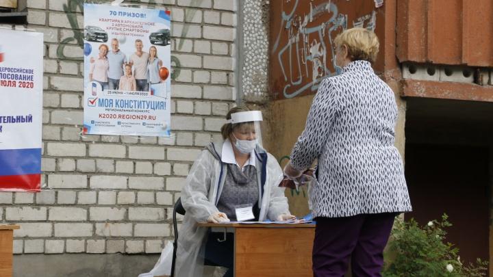 В Ленском районе большинство избирателей проголосовали против поправок к Конституции