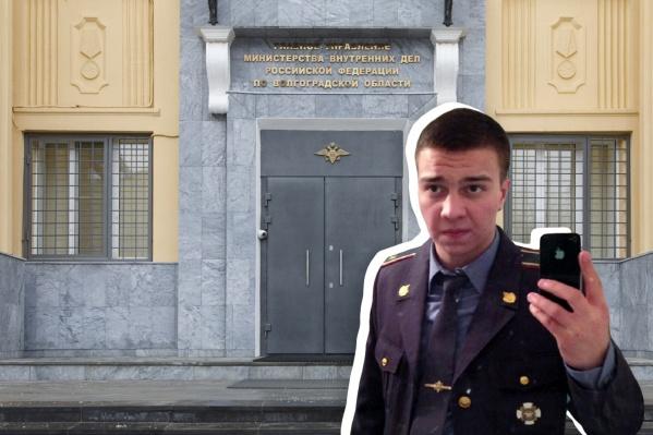 Владимир Смольняков пошел по стопам отца