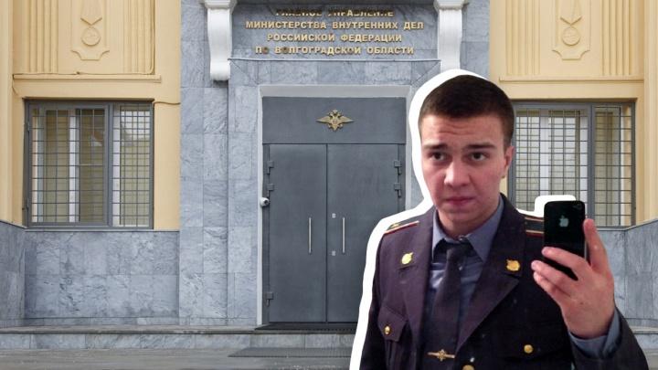 Опорочил мундир и отца: задержанный в Волгограде лейтенант полиции оказался сыном замначальника липецкого МВД