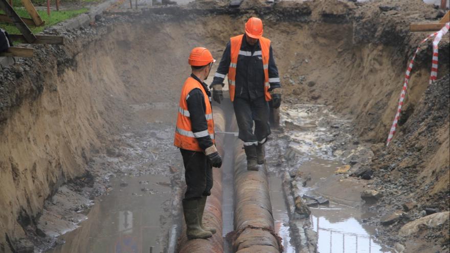 Горячую воду в Архангельске отключат 14 августа