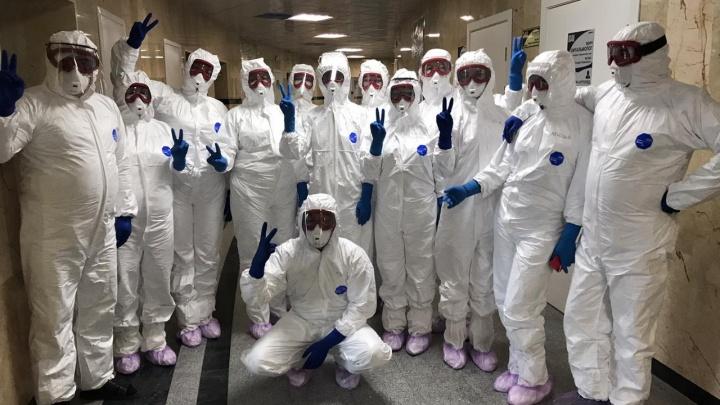 В Уфе 20 сотрудников РКБ им. Куватова отправили на самоизоляцию в изолятор