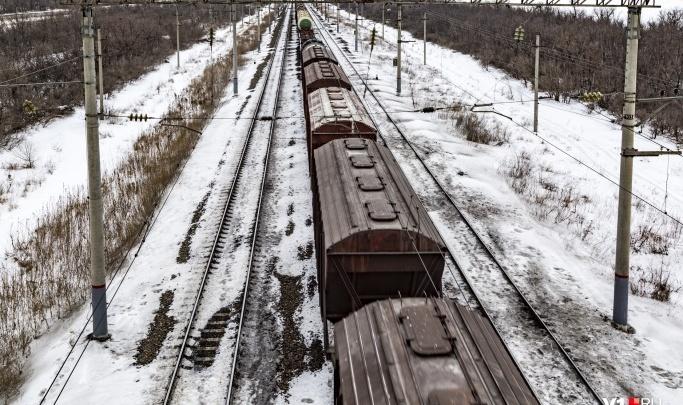 В Волгоградской области возбудили дело по факту схода вагонов под Михайловкой