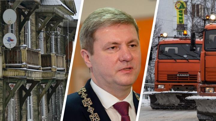 Морев сказал, читатели оценивают: согласны ли вы с репликами главы Архангельска?