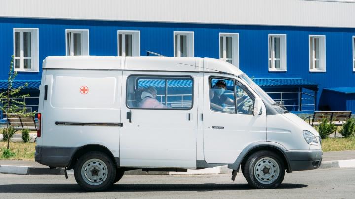 За минувшие сутки в Омской области умерли семь человек с COVID-19