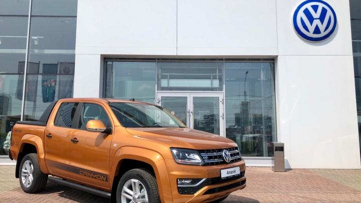 Корпоративные автомобили Volkswagen можно будет взять в лизинг