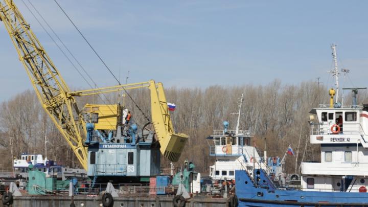 Следком возбудил уголовное дело по факту банкротства «Башкирского речного пароходства»