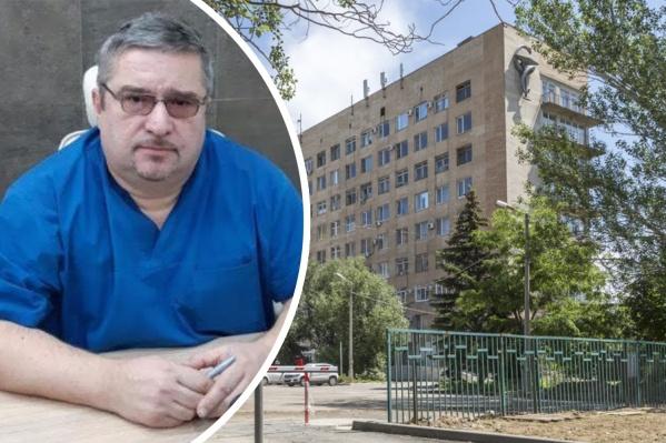 Сергею Крюкову срочно требуется помощь волгоградцев и волжан