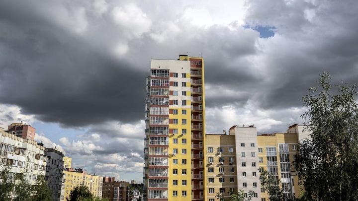 Жара в Нижегородской области сменится грозами уже в ближайшее время