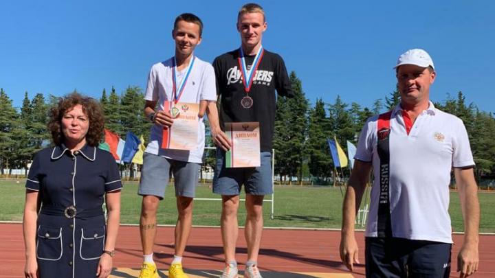 Спортсмены из Архангельской области завоевали 5 медалей на чемпионате России по легкой атлетике