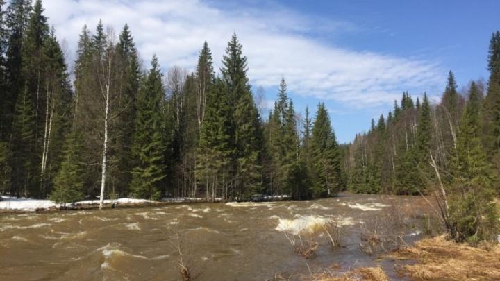 Пермские географы создали карту опасных мест во время весенних сплавов