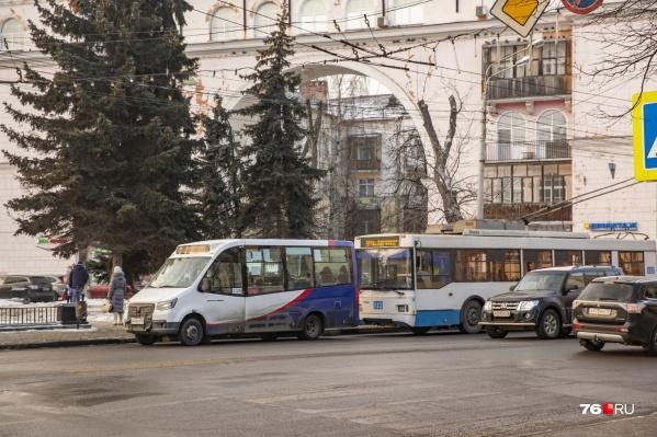 Глобальная транспортная реформа в Ярославле пройдет в три этапа