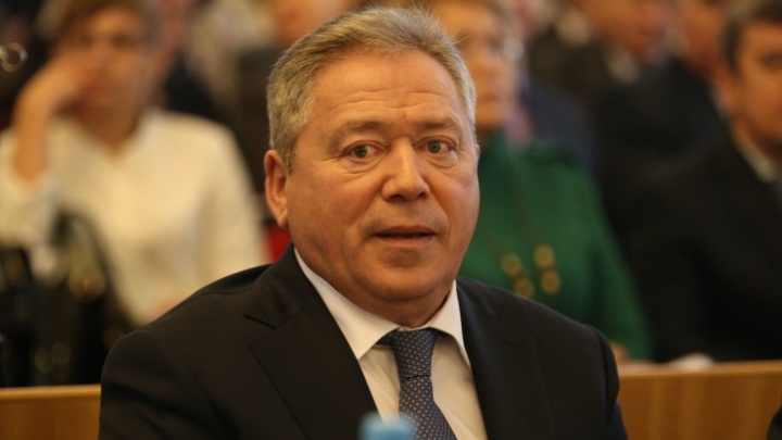 Мэр Уфы Ульфат Мустафин скончался