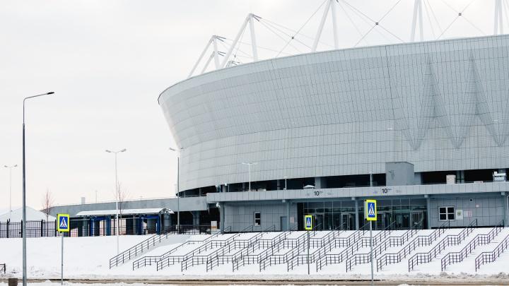 «Ростов Арена» стала основным претендентом на место проведения финала Кубка России