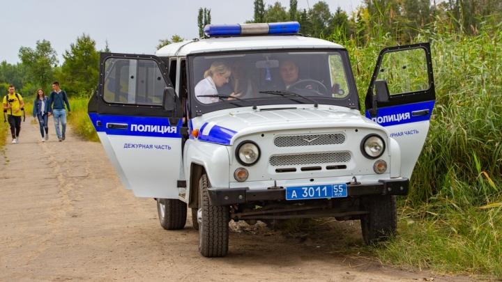 В Исилькуле водитель насмерть сбил пешехода и уехал