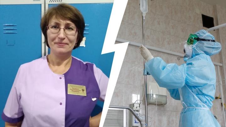 «Да кому мы тут нужны? Работать некому»: в Волгоградской области медсестра хирургии «сгорела» от коронавируса