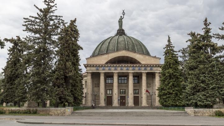 Волгоградский планетарий приспособят для современного использования
