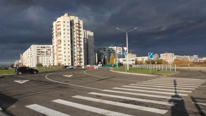 Часть проспекта Победы в Северодвинске расширят до четырех полос