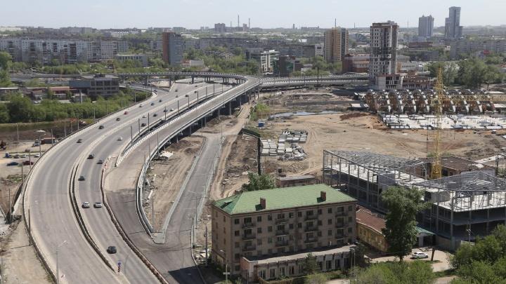 Проект конгресс-холла «Крылья» на набережной Миасса может быть пересмотрен, если захочет инвестор