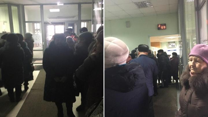 «Банк был готов к наплыву»: пермяки сообщили об очередях в пунктах пополнения льготных проездных