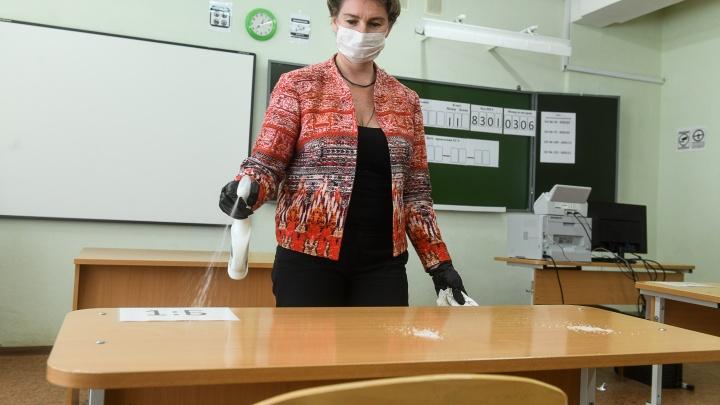 Дистант или учеба в масках? Что думают екатеринбургские учителя и родители про новый учебный год