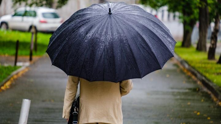 Прощай, лето: в Прикамье в выходные будет прохладно и дождливо
