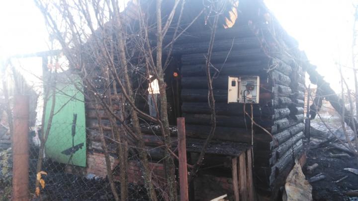 В Уфе при пожаре погибла семья с 4-летним ребенком