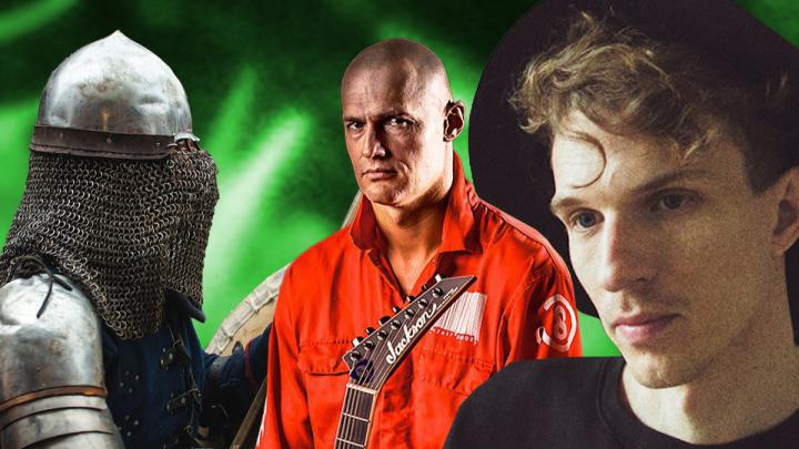 10 поводов выйти из дома: рыцарский турнир и трибьют Metallica