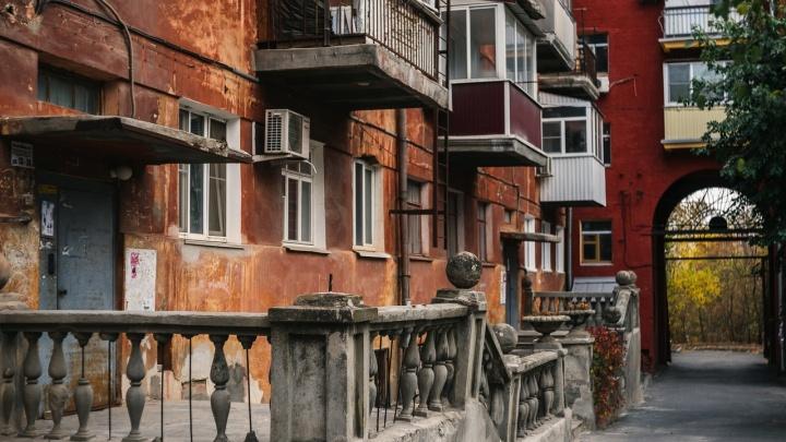 «Волгоград — тоже немного Питер»: фотограф показал настоящий колорит северных районов