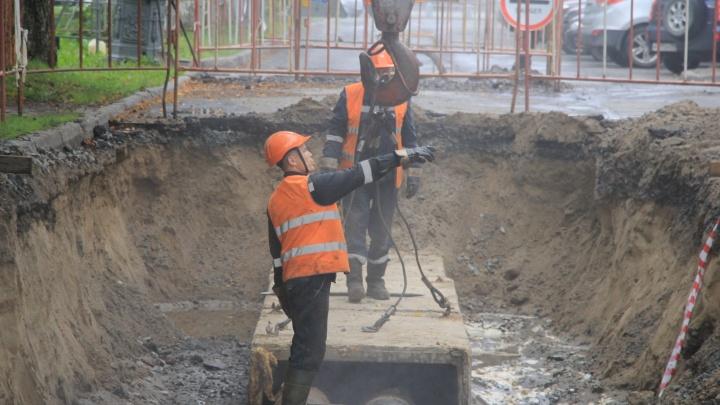 Для реконструкции коммунальных сетей в Архангельской области требуется 52 миллиарда рублей