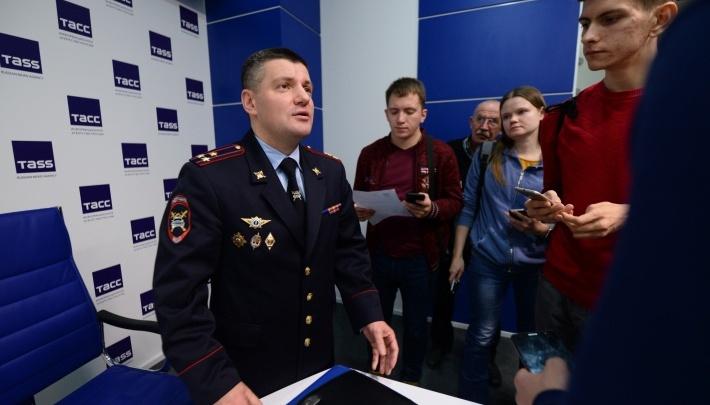 Главного свердловского гаишника отправят на повышение в Москву, ему уже подобрали замену