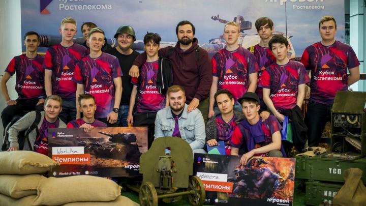 Сибирских киберспортсменов пригласили сразиться в онлайн-турнире