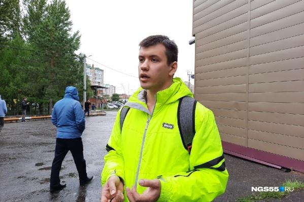 Ивана Колодина понятым попросили стать следователи