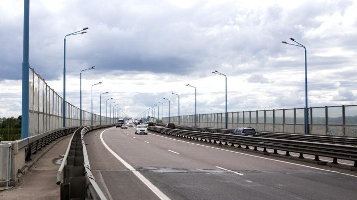 Придётся ездить медленнее: в Ярославле стартует ремонт развязки у Юбилейного моста