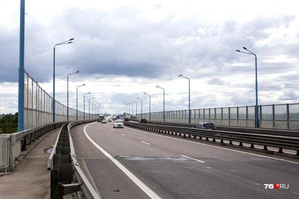 В Ярославле отремонтируют развязку у Юбилейного моста