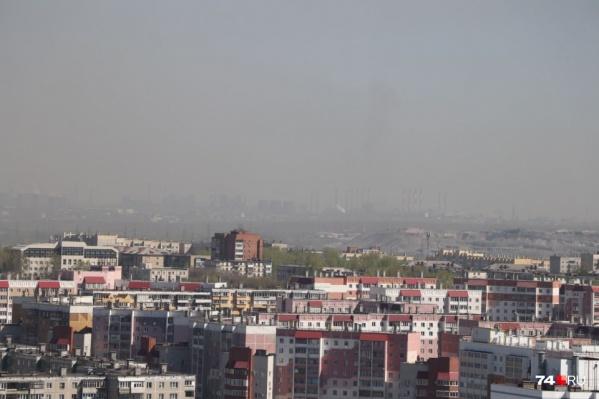 Пока власти сообщают о сокращении выбросов, горожане продолжают жаловаться на едкий грязный воздух