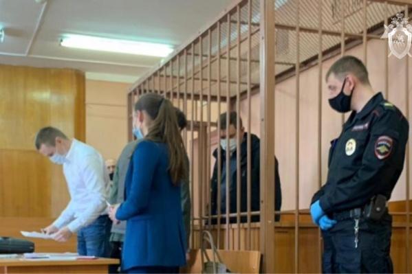 Вячеславу Старостину избрали меру пресечения в виде заключения под стражу