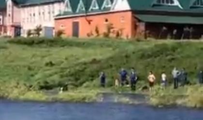 В Башкирии утонул мальчик, трагедию случайно сняли на видео очевидцы
