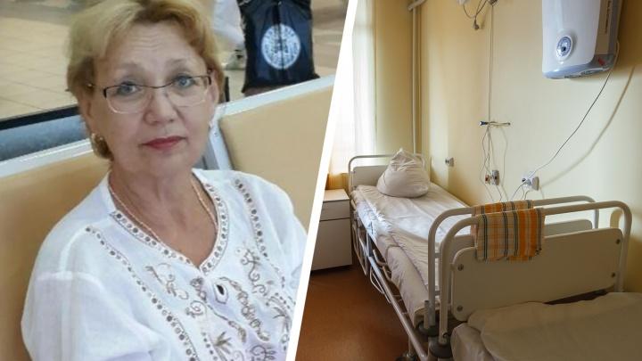 «Мама дышит сама»: в Волгограде врачи инфекционного госпиталя «вытянули» супругу скончавшегося реаниматолога
