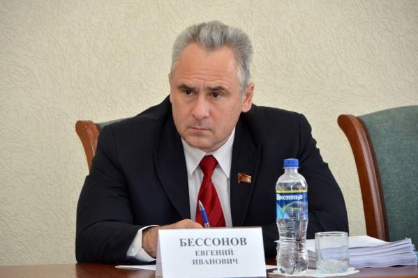Евгений Бессонов составит конкуренцию Василию Голубеву