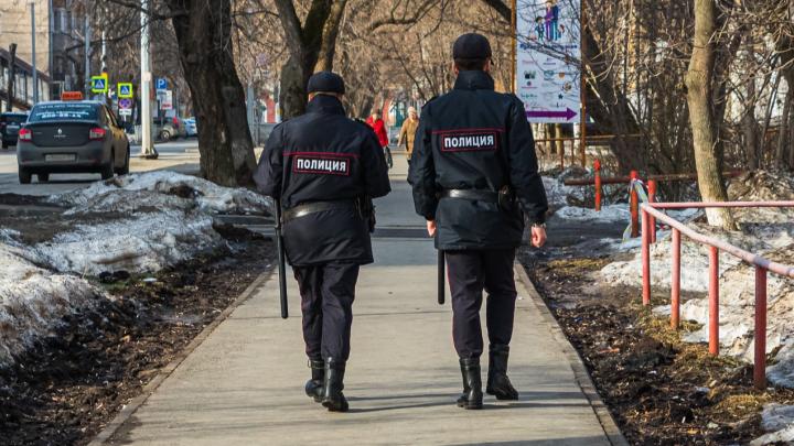 Почему на улицах Перми так много полиции? Отвечают в краевом ГУ МВД