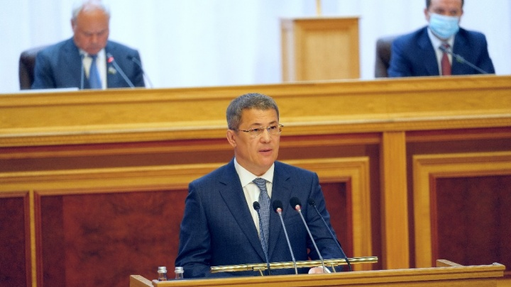 «Весь прошлый год решали застарелые проблемы»: Радий Хабиров подвел итоги работы правительства Башкирии в 2019 году