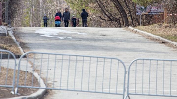 Власти Челябинска объявили об открытии парков