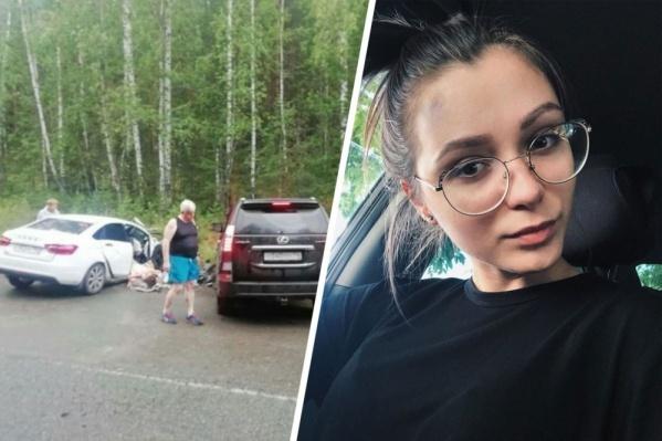 Студентка, тяжело пострадавшая в аварии с участием владельца Среднеуральской птицефабрики, заново научилась ходить