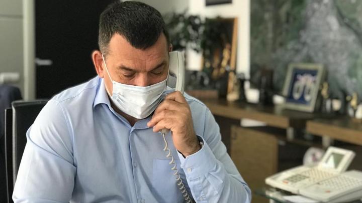 «Мы стали чаще терять наших горожан»: мэр Новокузнецка о том, почему ужесточили коронавирусные меры