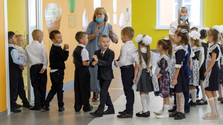 В Челябинской области передумали отправлять классы на дистант из-за подозрения на коронавирус