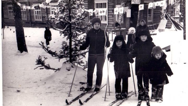 Зима в Кемерово в разные годы: смотрите подборку душевных черно-белых фотографий города