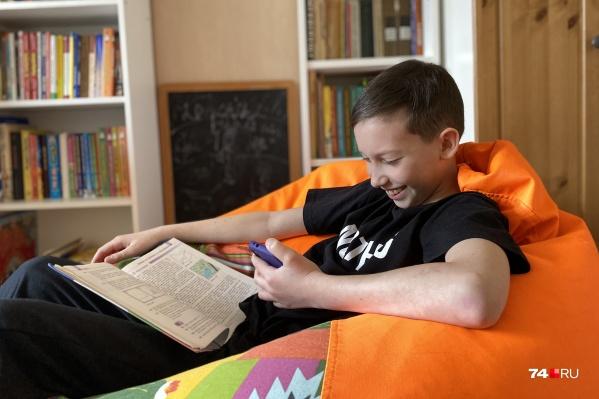 До 19 апреля школьники Челябинской области учатся дистанционно
