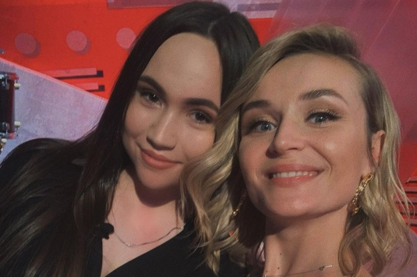 Полина Гагарина сделала свой выбор в пользу юной исполнительницы из Нефтекамска