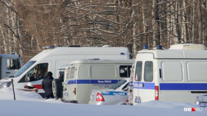 В Перми из бутика украли куртки на 100 тысяч рублей
