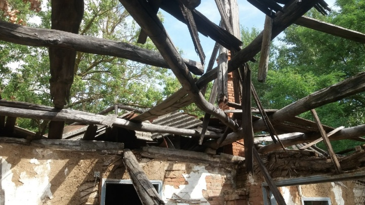 Волгоградец сжёг три дачи пенсионерок
